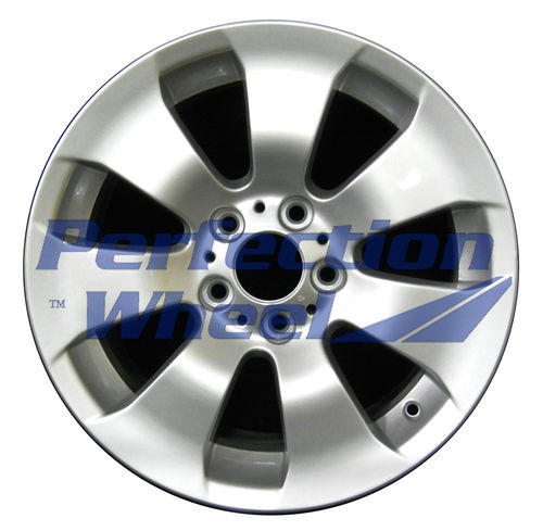 WAO.59581 17x8 Bright medium silver Full Face