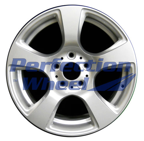 WAO.59611 17x8 Bright medium silver Full Face