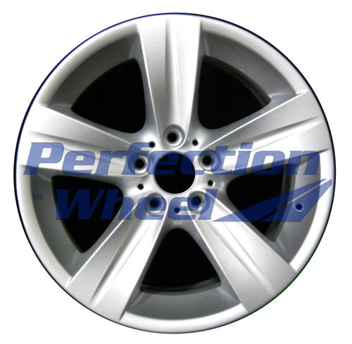 WAO.59619RE 18x8.5 Bright medium silver Full Face