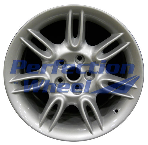 WAO.59715FT 18x8 Bright sparkle silver Full Face