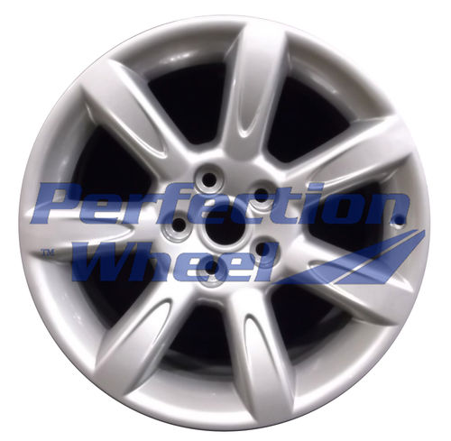 WAO.59759FT 18x8 Bright metallic silver Full Face