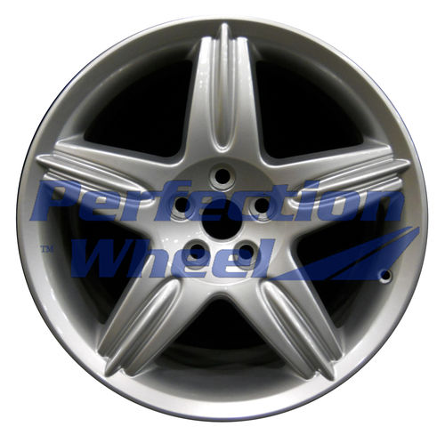 WAO.59775RE 18x9.5 Bright metallic silver Full Face