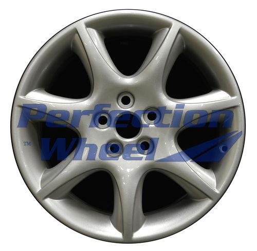WAO.59783 17x7.5 Sparkle silver Full Face