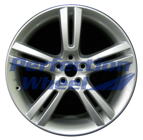 WAO.59823FT 19x8.5 Sparkle silver Full Face