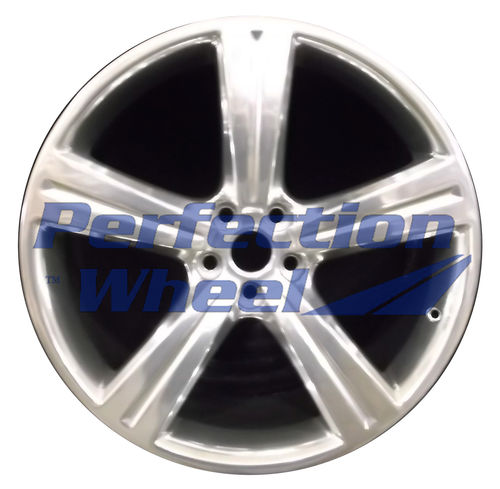 WAO.59825FT 20x8.5 Hyper Bright Mirror Silver Full Face