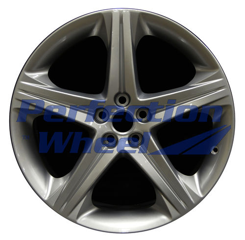 WAO.59846FT 20x8.5 Hyper Bright Silver Full Face