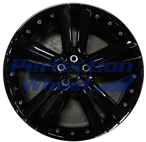 WAO.59858FT 20x8.5 Black Full Face