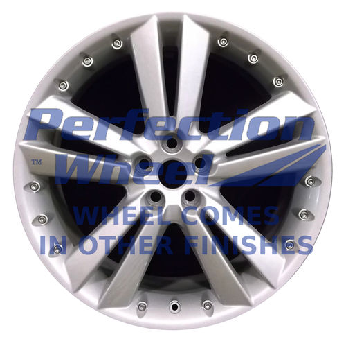 WAO.59859RE 20x9.5 Black Full Face