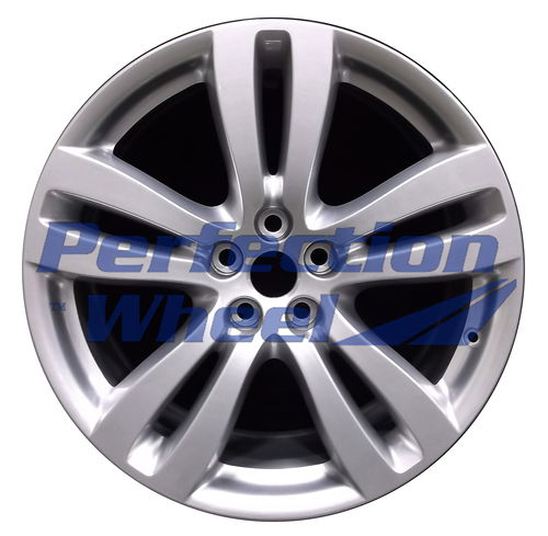 WAO.59874RE 19x10 Fine bright silver Full Face