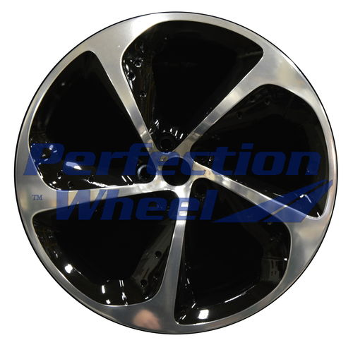 WAO.59916RE 20x10.5 Gloss Black Polish