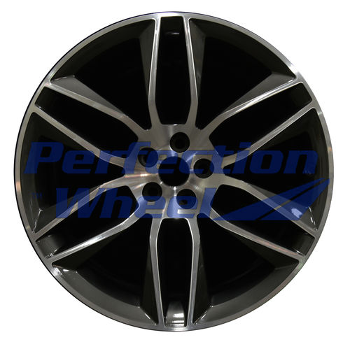 WAO.59921RE 20x10.5 Medium Charcoal Machined Bright