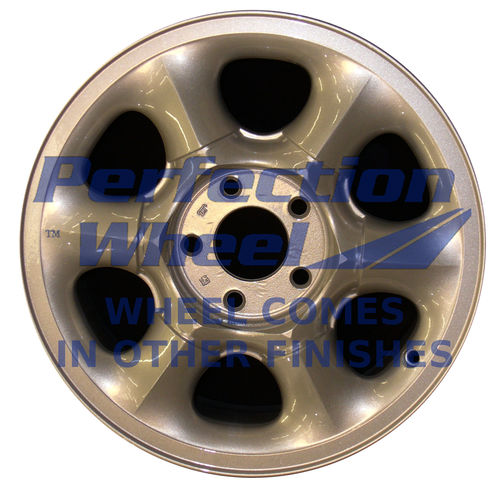 WAO.6024 16x7 Medium Sparkle Silver Flange Cut