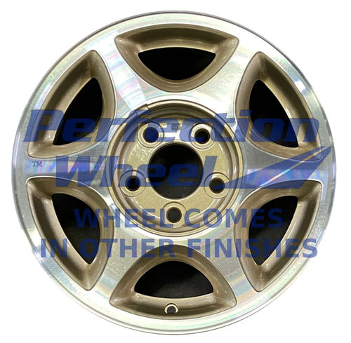WAO.6027 15x6 Fine metallic silver Machined