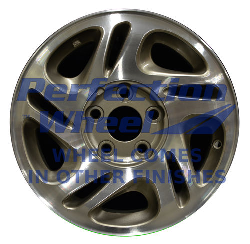 WAO.62339 15x6.5 Sparkle silver Machined