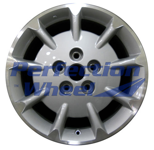 WAO.62377 16x6.5 Medium silver Flange Cut