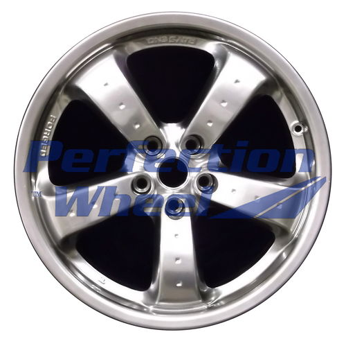 WAO.62460FT 18x9 Hyper Bright Smoked Silver Full Face