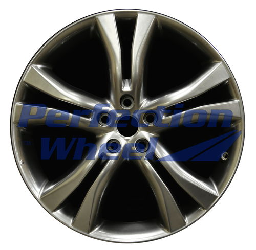 WAO.62518 20x7.5 Hyper Bright Smoked Silver Full Face Bright