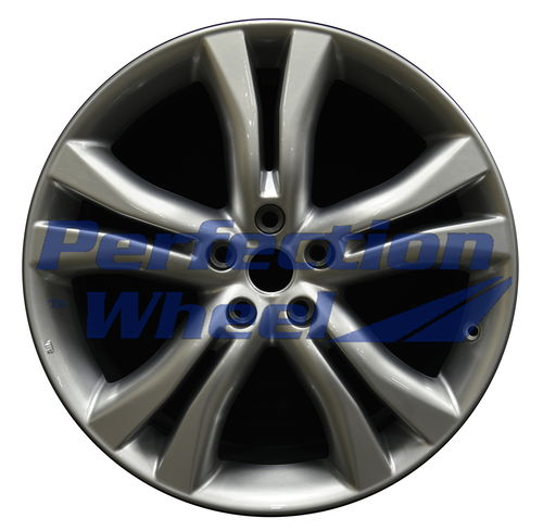 WAO.62518 20x7.5 Hyper Medium Silver Full Face Bright