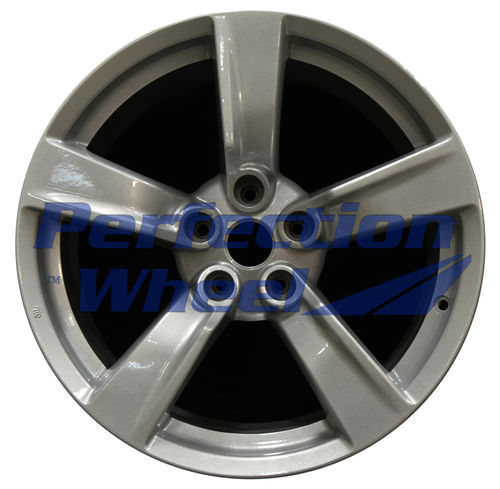 WAO.62524RE 18x9 Sparkle silver Full Face