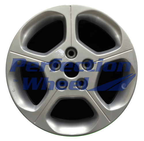 WAO.62606 16x6.5 Hyper Bright Silver Full Face