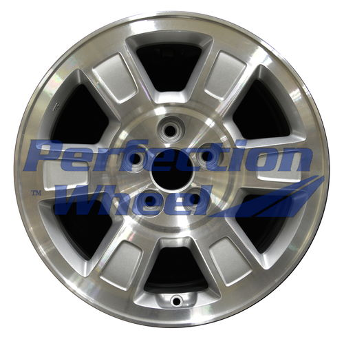 WAO.63939 17x7.5 Medium Sparkle Silver Machined