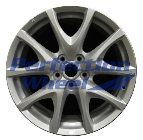 WAO.64901 18x8 Bright medium silver Full Face