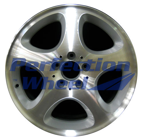 WAO.65195 17x8 Medium silver Machined