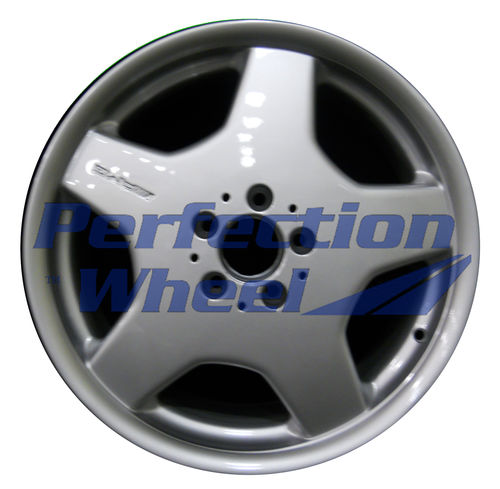 WAO.65206FT 18x8.5 Bright fine silver Full Face