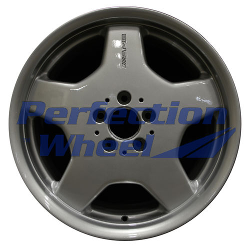 WAO.65207RE 18x9.5 Bright fine silver Full Face