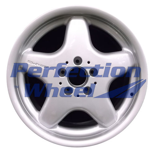 WAO.65208FT 17x7.5 Bright fine silver Full Face
