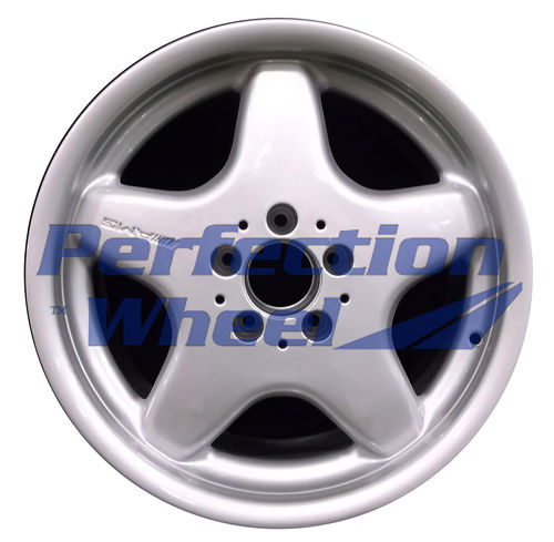 WAO.65209RE 17x8.5 Bright fine silver Full Face