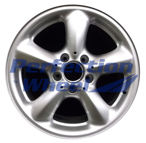 WAO.65218FT 16x7 Fine bright silver Full Face