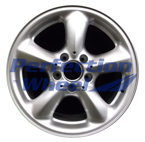 WAO.65219RE 16x8 Fine bright silver Full Face