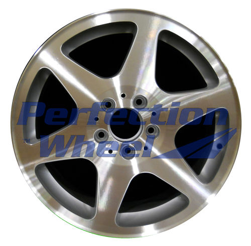 WAO.65249 17x8.5 Medium silver Machined