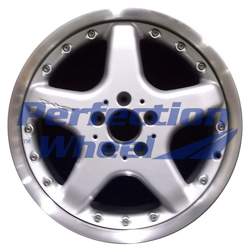 WAO.65256RE 17x8.5 Medium silver Flange Cut