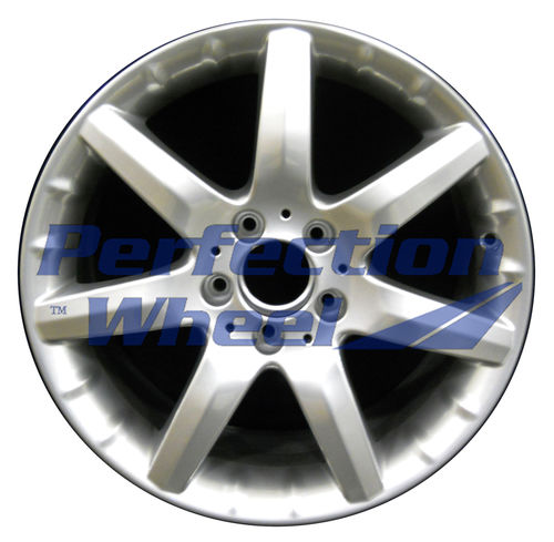 WAO.65261FT 17x7.5 Hyper Bright Mirror Silver Full Face