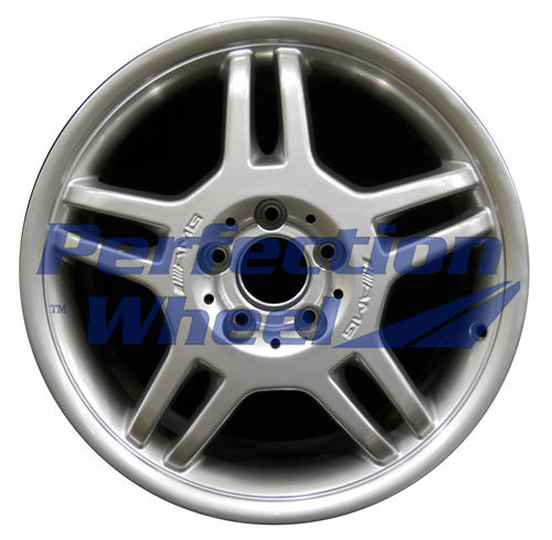 WAO.65263RE 17x8.5 Hyper Bright Mirror Silver Full Face