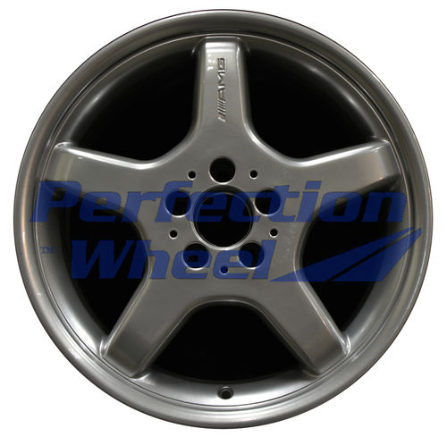 WAO.65279FT 18x8.5 Hyper Bright Mirror Silver Full Face