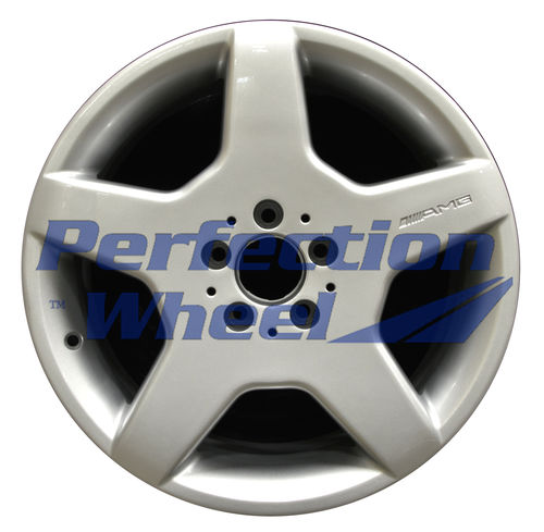 WAO.65309FT 18x8.5 Fine bright silver Full Face