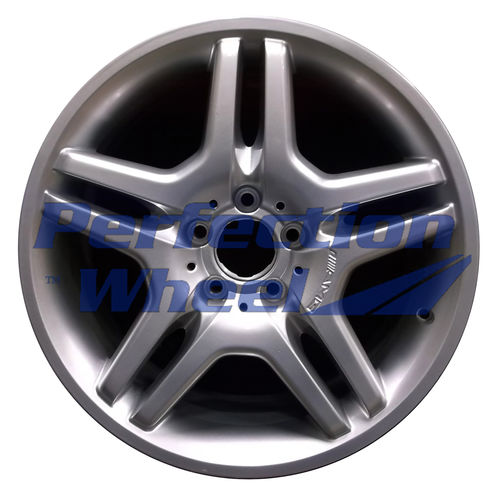 WAO.65313RE 18x9 Hyper Bright Silver Full Face