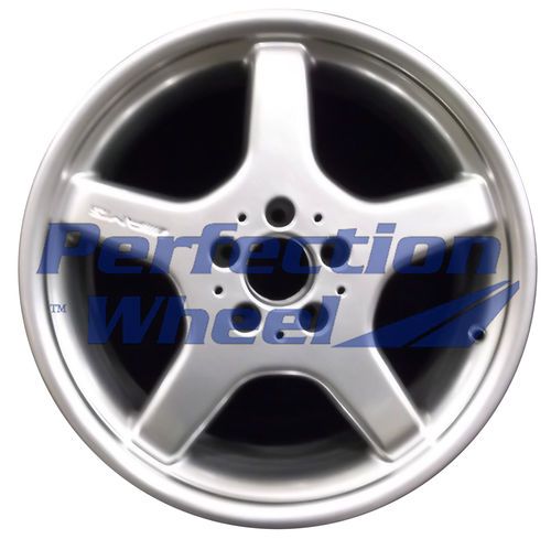 WAO.65319FT 18x8 Hyper Bright Mirror Silver Full Face