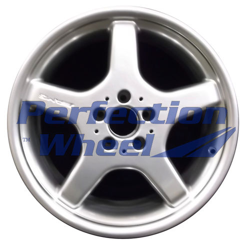 WAO.65320RE 18x9 Hyper Bright Mirror Silver Full Face