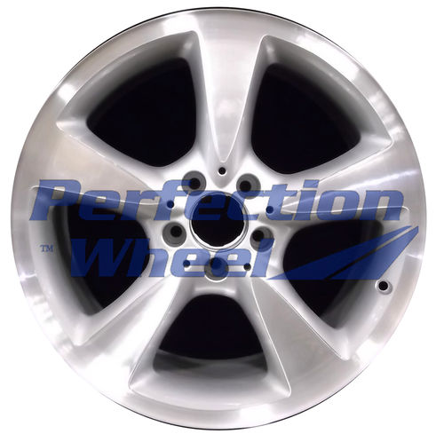 WAO.65326FT 18x8.5 Fine bright silver Machined