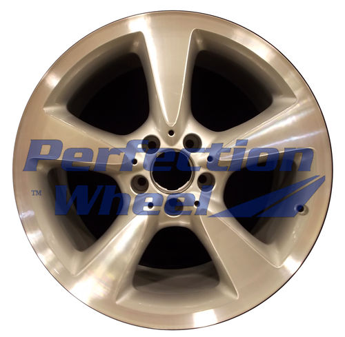 WAO.65327RE 18x9.5 Fine bright silver Machined