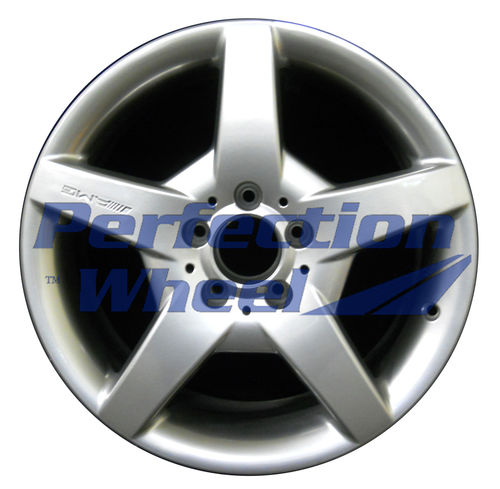 WAO.65347RE 17x8.5 Hyper Bright Mirror Silver Full Face