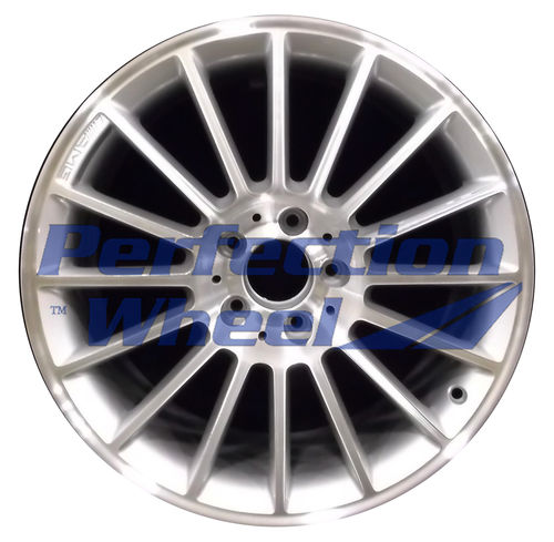 WAO.65363FT 18x7.5 Medium silver Machined