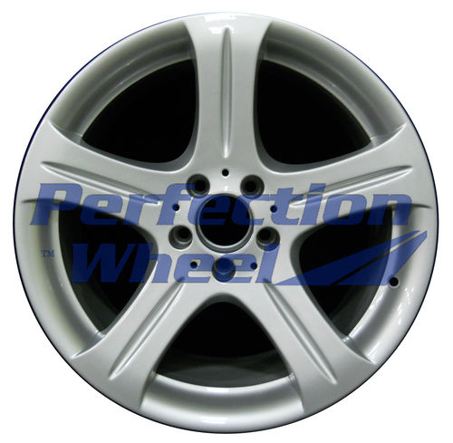 WAO.65372 18x9.5 Bright fine silver Full Face