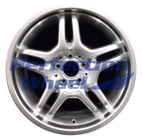 WAO.65383FT 18x7.5 Hyper Bright Mirror Silver Full Face