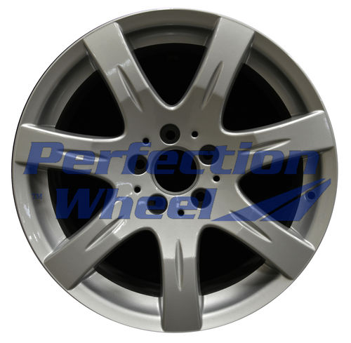 WAO.65429FT 17x8 Bright fine silver Full Face