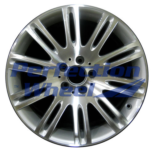 WAO.65432 18x8.5 Fine metallic silver Machined
